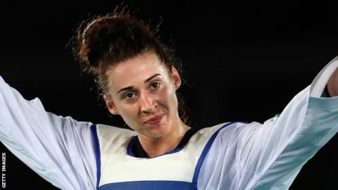 World Taekwondo Grand Slam: Bianca Walkden & Lauren Williams win gold for GB