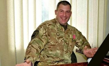National Guard officer Denys Loshkarov died near Mariupol
