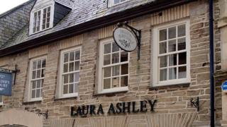 Laura Ashley to close 40 UK stores amid a push into China