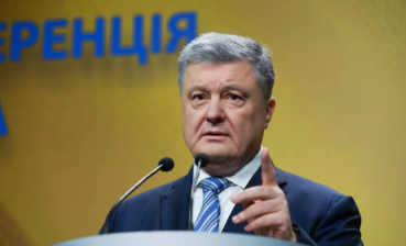 I feel ashamed for raising expectations about war ending, - Poroshenko