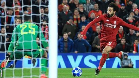 Liverpool face Bayern Munich in Champions League last 16