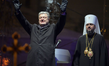 Religion will be on Ukraine's ballot