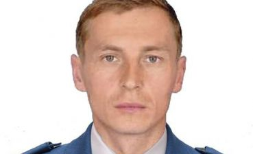 Farewell ceremony to deceased Air Force pilot took place in northern Ukraine