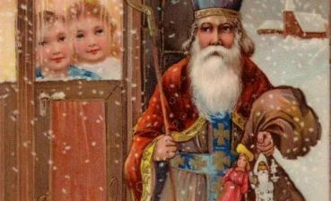 St. Nicholas Day celebrated in Ukraine on December 19