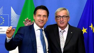 Italy budget deal struck with Europe after months-long row