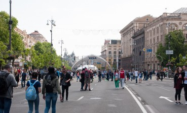 Kyiv city hall offers to include Khreshchatyk into UNESCO World Heritage list