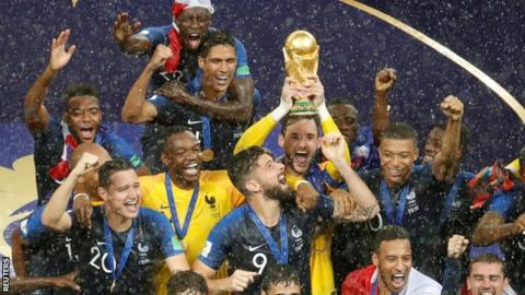 'Almost half the world's population watched World Cup'