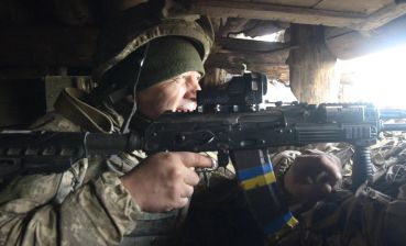 Russian occupation forces violate ceasefire in Donbas five times
