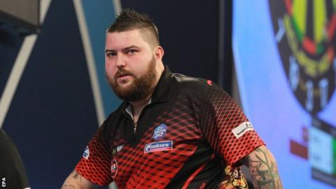 PDC World Darts Championship: Michael Smith beats Nathan Aspinall to reach final