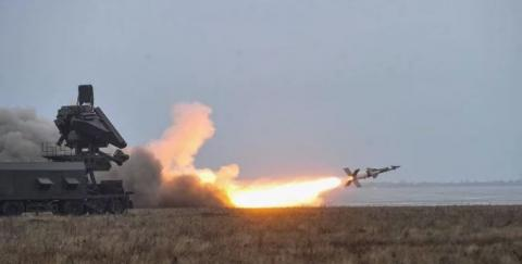 Ukraine successfully tests new anti-ship missile
