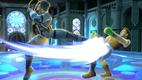 Super Smash Bros. Ultimate is good, clean, butt-kicking fun