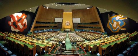 UNGA adopts Ukraine's resolution on condemnation of Russian aggression