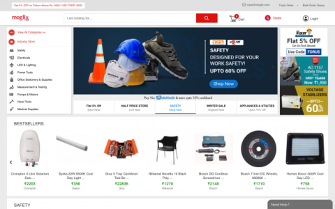 Moglix raises $23M to digitize India's manufacturing supply chain