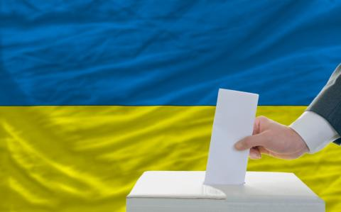 Presidential election campaign kicks off in Ukraine