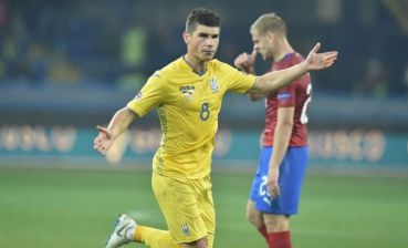 AS Roma trades with KRC Genk for Ukrainian midfielder