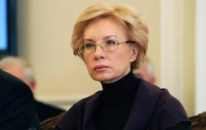 Ukraine's ombudswoman to visit Ukrainian sailors in Moscow