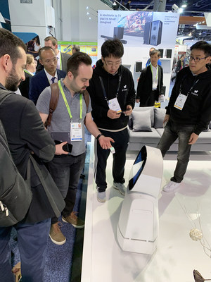 Puppy Robot Joins CES 2019 with Three Major Product Lines