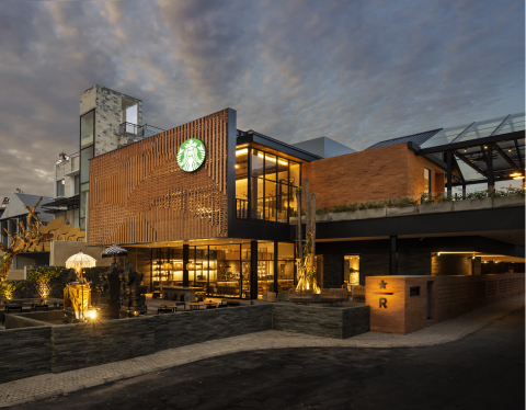 Starbucks Opens One-of-a-Kind Coffee Sanctuary in Bali, Indonesia
