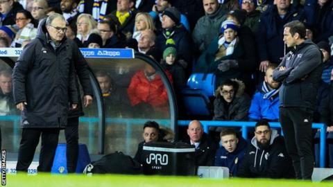 Leeds 'to remind Bielsa of club's integrity' after 'spy' row with Derby