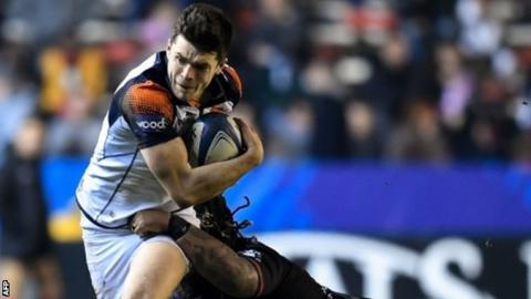 Edinburgh claim historic win in Toulon to close on last-eight spot