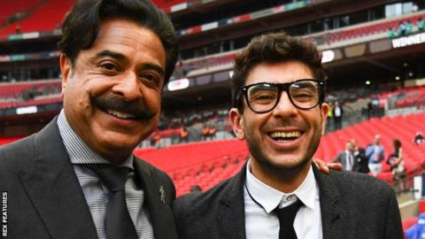 Tony Khan: Fulham vice-chairman promises investment but argues with fan on Twitter