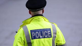 Man held after boy, 11, dies in Manchester hit-and-run
