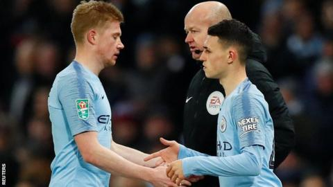 If De Bruyne has problem he knows where I am - Guardiola