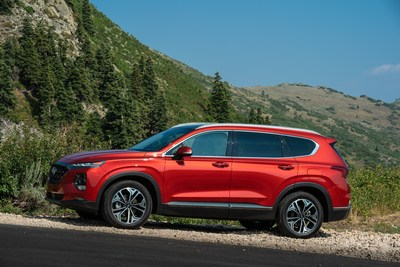Hyundai's All-New 2019 Santa Fe Awarded Redesign of the Year by ALG®