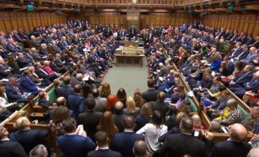 Debates to be held in British House of Commons before no-confidence vote