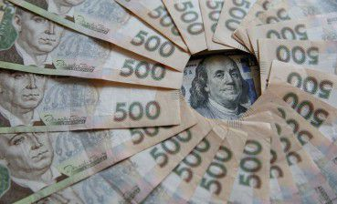 All of Ukraine's governments borrowed money; most of all, the current government did