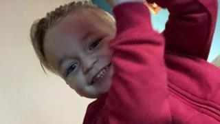 Alfie Lamb death: Mother told crushed boy