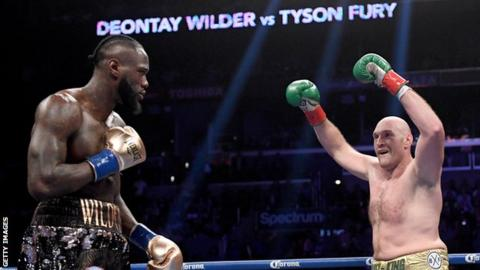 Fury deserves greater share of Wilder rematch purse - WBC