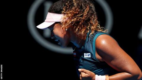 Osaka & Svitolina fight back to reach last 16 at Australian Open