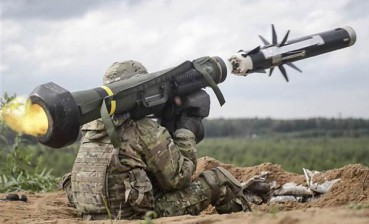Ukrainian military have not yet applied Javelins in Donbas, - President