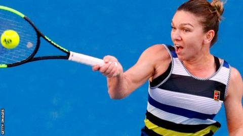 Halep beats Venus Williams and will face Serena next