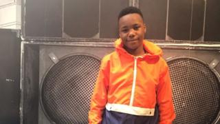 Jaden Moodie: Murder arrest over 14-year-old