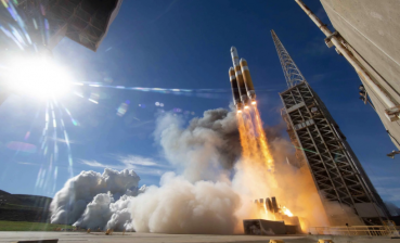 United Launch Alliance launches Delta IV Heavy with intelligence satellite