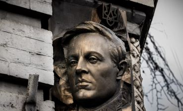 Memorial bas-relief honoring Ukrainian Otaman Symon Petliura opened in Kyiv