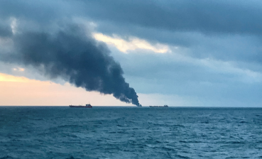 Fire in Kerch Strait: No chances to find survivors left