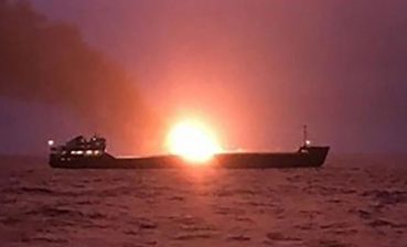 Russia opens criminal case due to victims of burning vessels in Kerch Strait