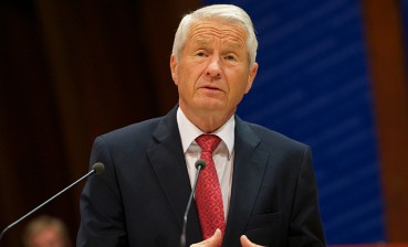 Jagland intends to amend statute of Council of Europe for Russia