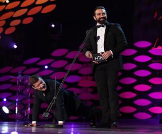 In Pictures: National Television Awards 2019