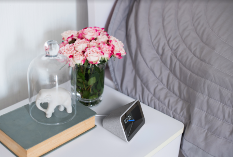 Lenovo is building an $80 Google Assistant clock for your nightstand
