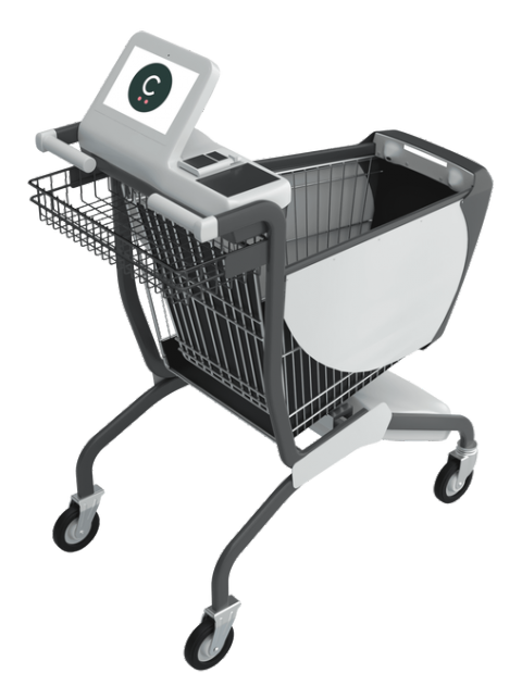 Meet Caper, the AI self-checkout shopping cart