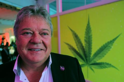 The cannabis producer Aphria's CEO and one of its founders are transitioning out of their roles (APHA)