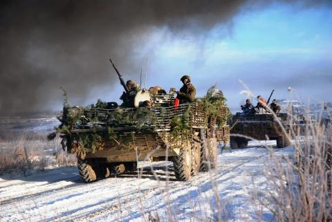Militants violate ceasefire three times over previous day