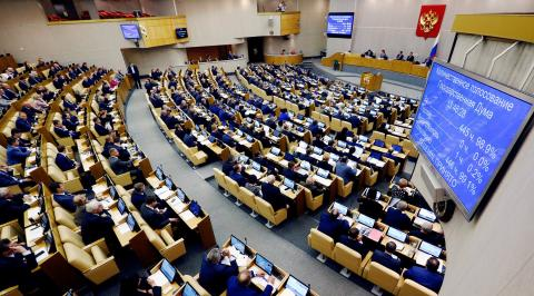 Russia not to send its delegation to PACE in 2019