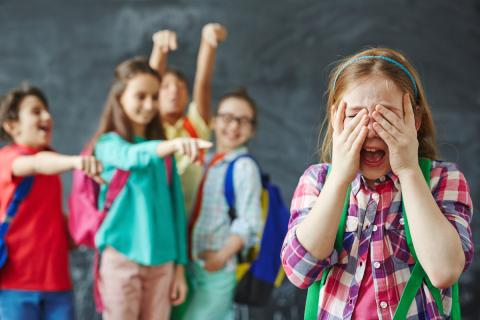 A law on countering bullying at schools enters its force in Ukraine