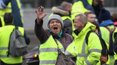 Gilets Jaunes launch European election bid
