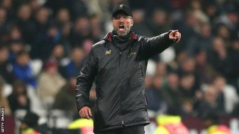 'I don't need help' - Liverpool boss Klopp insists he isn't feeling pressure